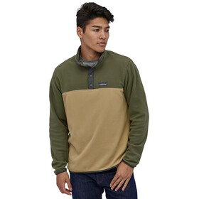Patagonia Micro D Snap-T Giacca Uomo, classic tan